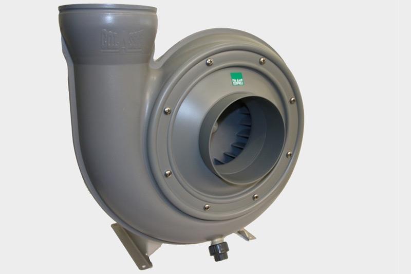 Standaard radiaal ventilatoren